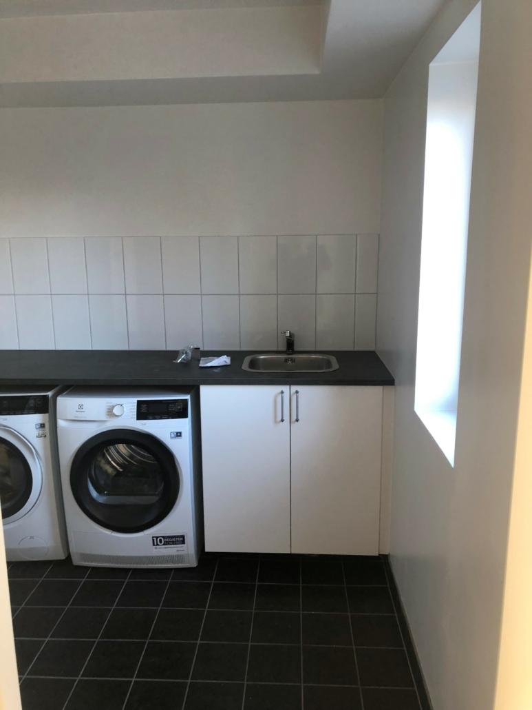 Tvättstuga i Göteborg utförd av Finisa AB