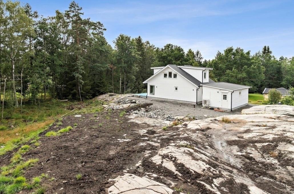 Bygga hus i Göteborg