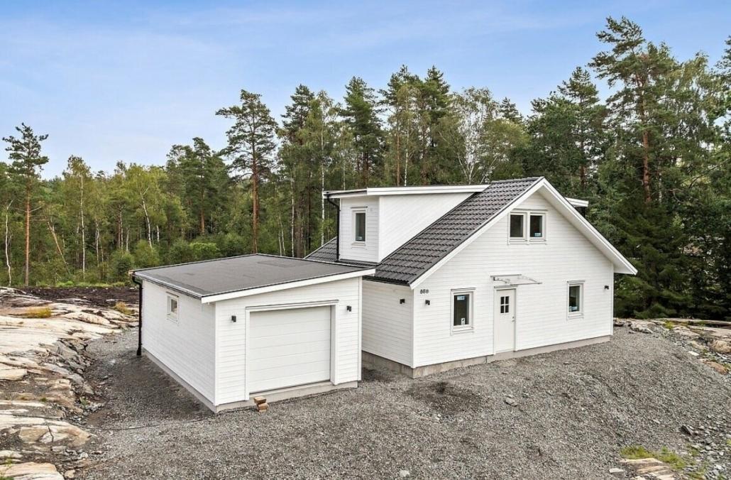 Bygga hus i Göteborg, Finisa AB