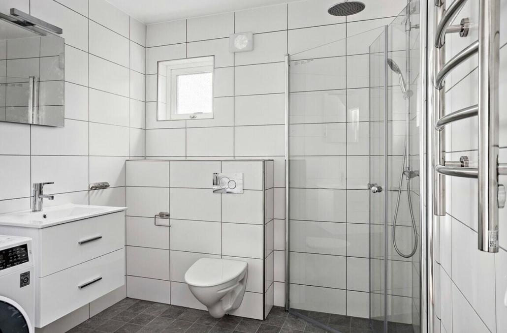 Badrumsrenovering i Göteborg utförd av Finisa AB